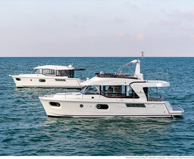 Beneteau Swift Trawler 41 - Flybridge